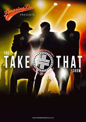 The Take That Show - Amazing Live
